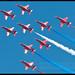 Red Arrows - RAF