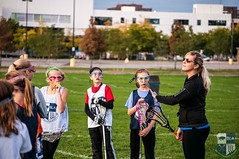 BLA Girls Fall Ball 2012-09-30  (68 of 72) (Buffalo Lacrosse Academy) Tags: girls youth teaching bla fallball buffstate coachbrittanynagowski