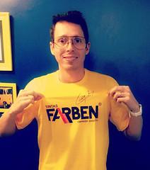 Camiseta Cacá Bueno - Ramon Tessmann