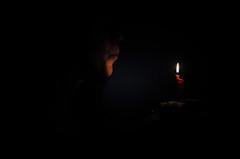 (dbrugo) Tags: birthday light cake nikon kiss candle lips happybirthday biba d7000