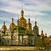 The Lavra, Painted