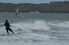 Plage du Sillon (saintmalojmgphotos) Tags: sable bretagne sillon vagues kitesurf plage saintmalo illeetvilaine planchevoile 35400 plagedusillonasaintmalo