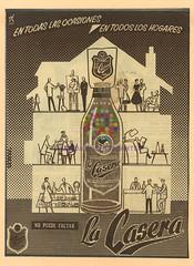 """La Casera. """"No puede faltar"""". 1965"""