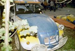 Citron 2CV (XBXG) Tags: auto 2001 old france classic netherlands car vintage french 22 rotterdam automobile nederland citron voitur