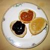 food_Foza2014_IMG_1192 copia (stegdino) Tags: food 3 circle bread three dish round pane jam tre cerchio piatto marmellata tondo sbiconwinner scavengerhuntergatherer shg71