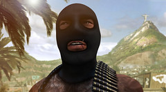 Favela. (Bhad Craven 'Bad Unicorn') Tags: 3 ski game modern photography photo 3d graphics call christ mask photos duty bullet cod favela redeemer gfx edits warfare mw3 badunicorn bhadunicorncravenbadbucbubucclothingteefy {vision}:{outdoor}=0926 {vision}:{mountain}=0516 {vision}:{sunset}=0539