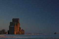Prairie Sentinels at St. Joe (pat-trick) Tags: winter northdakota prairie elevators stjoe midfebruary
