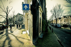 Amsterdam Prinsengracht Bloemgracht (Michael Shoop) Tags: travel holland tourism netherlands dutch amsterdam bike bicycle canon europe nederland thenetherlands prinsengracht nl europeanunion noordholland 2014 bloemgracht canalhouse canon7d michaelshoop