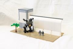 Mobile Frame Anthology: Hodge Boom Frame (Roboslob92) Tags: robot lego gaming mecha mech mobileframe mobileframezero mobileframezerorapidattack