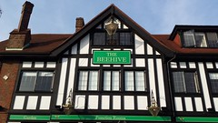 "The Beehive - Tottenham Pub <a style=""margin-left:10px; font-size:0.8em;"" href=""http://www.flickr.com/photos/120419788@N08/13164628405/"" target=""_blank"">@flickr</a>"