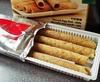 Egg Biscuit Rolls (ComeUndone) Tags: cookie feuilletine eggbiscuitroll