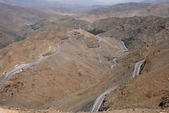 Twisting road