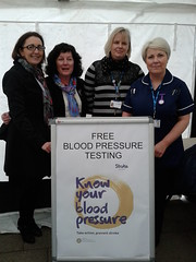 Stroke Awareness Blood Pressure Testing Barnsley (woodytyke) Tags: flickrandroidapp:filter=none blood pressure testing stroke awareness rotary association barnsley town centre cheapside stainboroufg club community ccg health gazebo ribi ri international people service above event project self nurse nhs stephen woodcock woodytyke photo flickr photographer photograph picture image digital camera phone colour color country national foto british english best 1 2 3 4 5 6 7 8 9 10 photography composition light publish print buy free licence book magazine website blog instagram facebook commercial