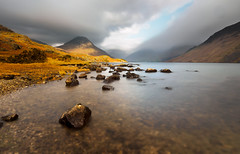 Wasdale weather LE (alf.branch) Tags: lakes landscape lakedistrict lake lakesdistrict water waves westcumbria wasdale wastwater cumbria clouds cumbrialakedistrict alfbranch olympus olympusomdem5mkii zuiko ziuko918mmf4056ed longexposure