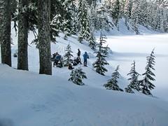 03-Horseshoe Lake (bezglaz) Tags: sorcery washington pnw climb