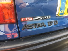 (Sam Tait) Tags: diesel intercooler turbo mk3 astra vauxhall