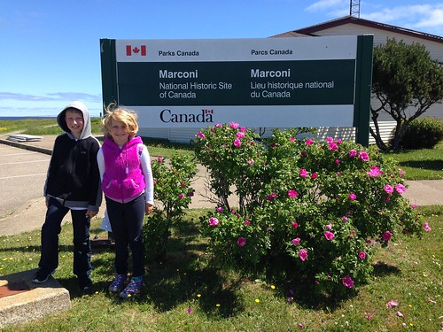 Marconi Canadian Historic sight