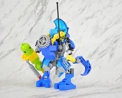 LEGO MOC: Kau-Cowl (IGU.) Tags: lego bionicle robot moc nexoknights herofactory gali
