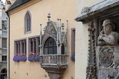 Regensburg - Altes Rathaus (CocoChantre) Tags: altesrathaus bayern deutschland erker europa regensburg reichstag welt de