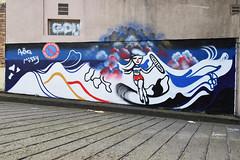 Anthea Missy (HBA_JIJO) Tags: streetart urban graffiti vitry vitrysurseine art france artist hbajijo wall mur painting peinture murale paris94 spray woman femme urbain girl antheamissy
