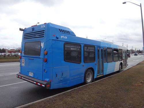 YRT Nova Bus LFS 1614