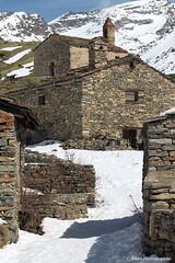 France-Parc de La Vanoise-Bonneval Sur Arc-6 (Kwen Lr photographies) Tags: canon 1100d montagne mountain hiver winter neige snow village bonneval alpes vanoise ecot paysage altitude ciel nuage