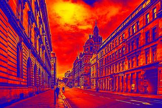 South Frederick Street Glasgow Arty