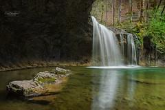 Cascades du hérisson (cedric.chiodini) Tags: cascade waterfall cascadeduhérisson eau water canon 1dx