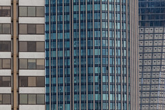Towers on the South Bank (Gary Kinsman) Tags: southbank waterloobridge se1 inequality london canoneos5dmarkii canon5dmkii canon70300mm telephoto zoom compression facade glass steel apartments apartmentblock highrise tower architecture newarchitecture modern construction condo wealth luxury 2017 southwark oneblackfriars view verticaldepositboxes gentrification luxuryapartments southbanktower kenthouse