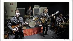 Perry Dear & The Deerstalkers (7) (frode skjold) Tags: perrydearthedeerstalkers perøydir bjarteagdestein bernterikandreassen magnusforseth mir toftesgate oslo norge norway grünerløkka beat 60´s theindikation peterberrytheshakeset leicadlux5 music musicians concert gig stage band group fendervibass burns burnsoflondon vox ludwigdrums