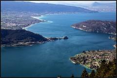 Beautiful lake (Steff Photographie) Tags: lake nature annecy beautiful landsape