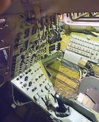 Armstrong Air and Space Museum 03-19-2017 - Gemini Capsule 3 (David441491) Tags: neilarmstrong museum gemini nasa projectgemini capsult interior controls