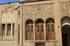 Borujerdi Historical House (Wild Chroma) Tags: borujerdi historical house iran kashan