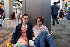 Silicon Valley Comic Con 2017 (R. Eric Lieb) Tags: stranger things barb eleven cosplay svcc
