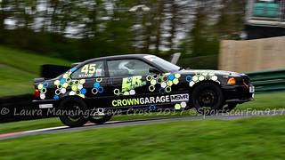 Darren Stamp - BMW E36 M3 (Toyo Tires Racing Saloons)