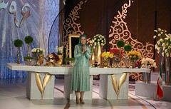 Maryam Rajavi's speech on Nowruz in the PMOI gathering-11