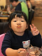 20170403 (violin6918) Tags: violin6918 taiwan taoyuan apple iphoto7plus i7 mobile cute lovely littlebaby angel children child pretty princess baby portrait kid daughter girl family shiuan