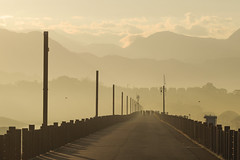 Reny Lake 仁義潭|嘉義 Chiayi (里卡豆) Tags: reny lake 仁義潭 嘉義 chiayi olympus epl8 台灣 taiwan sunrise dusk 日出 拂曉 75mm f18