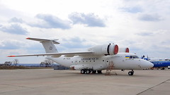 Antonov An.74TK-200 c/n 36547096919 Motor Sich Airlines registration UR-74026 (Erwin's photo's) Tags: motor sich airlines zaporizhya zaporizhia ukraine airport stored aircraft helicopters soviet air force ukranian army helicopter cargo antonov an74tk200 cn 36547096919 registration ur74026