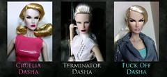 My Treasures_2016 Dasha(s) (SauroZ1) Tags: diva daytimeimpact anikaluxottica dasha dolls fr2