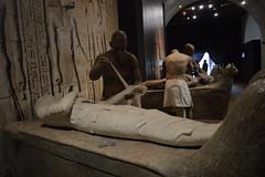 Tutankamón 028 (on_toi?) Tags: rey faraón egipto sarcófago momias momificacón museo tumba tutankamón