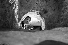 Crawling through catacombs (Red Cathedral uses albums) Tags: sony a58 catacombs rabat mdina malta aztektv indianajones atheist archeologist adventure discovery sonyalpha selfie justme demon saintpaulsbay blackandwhite noiretblanc zwartwit metal underground claustrophobia