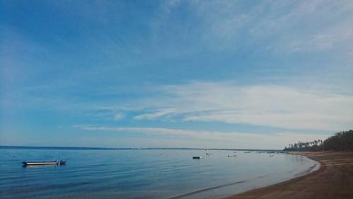 good morning #beach #nemberala #rote #indonesia #blue #bluesky #morning #vscophile #vsco #vscocam #instago #instadaily #islandlife #roteisland
