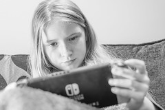 14/52 Relaxin. (Suggsy69) Tags: nikon d5200 relaxin relaxing chillingout gamesconsole nintendoswitch blackwhite bw blackandwhite monochrome mono 1452 52weekproject week142017 52weeksthe2017edition weekstartingsundayapril22017