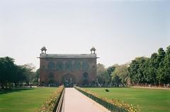 (szmenazsófi) Tags: smenasymbol smena film analog analogue 35mm lomo lomography india fort delhi sky architecture redfort newdelhi