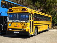 First YS51JVH (RL Buses) Tags: bus busrally preservedbus cobham londonbusmuseum brooklands springgathering