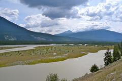 Athabasca River, Jasper National Park, Canada (leo_li's Photography) Tags: parcnationaljasper jaspernationalpark alberta canada 加拿大 亞伯達省 canadianrockymountains rockymountains 洛磯山脈 亞伯達 艾伯塔省 艾伯塔