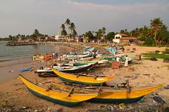 DSC_0756 (Tartarin2009 (ion/off)) Tags: srilanka fishingharbour muslim boats fishing beruwela beruwala tsunami