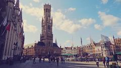 Grote Markt, Brugge (raulsesc) Tags: grotemarkt eurotrip europe bélgica belgium brugge brujas