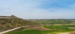 Castilla camina verde (Jesus_l) Tags: europa españa segovia sacramenia ermitasanmiguel camposdecastilla jesúsl